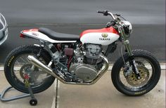 Maschinisten und Soehne: Mule Motorcycles Yamaha XS 650