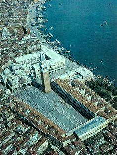 Piazza San Marco, Venice Veneto Venezia