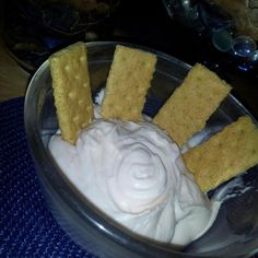 Concocted this recipe by a total accident! It was supposed to be used as a cupcake filling. After filling the cupcakes, I had a bucket load left over. I couldn't help but eat it by the spoonfuls! Then I thought, graham crackers! Yes! Cheesecake dip with graham crackers is like cheesecake on a stick!