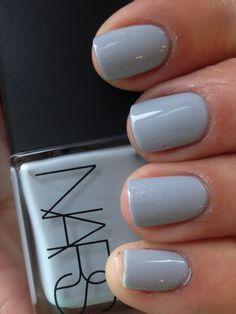 Galathee by Nars a fun light grey/blue~ Pinterest: @Miss014