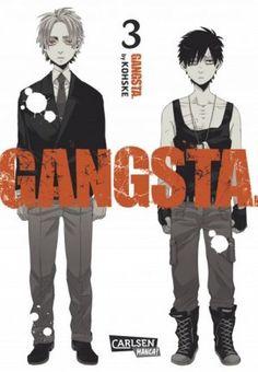 Kohske - Gangsta (Band 3) 3.5/5 Sterne