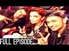 Deepika Padukone And Arjun Kapoor on India's Raw Star - Finding Fanny | Yo Yo Honey Singh