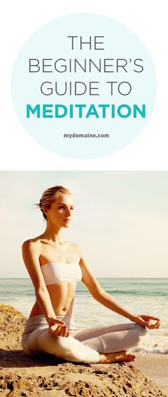 It's easier than you think and more important, too! // meditation