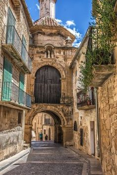Beautiful Buildings, Beautiful Places, Travel Around The World, Around The Worlds, Places To Travel, Places To Visit, Magic Places, World Photo, Spain Travel