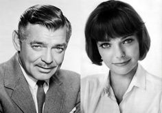 Goodness gracious, Judy Lewis was a stunner. Just like her father, Clark Gable.