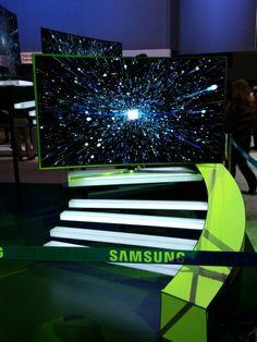 Samsung SUHD UHD Smart TV CES 2015