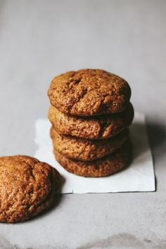 Food Photography, Muffin, Cookies, Breakfast, Desserts, Recipes, Orange Cookies, Coconut Oil, Coconut Sugar