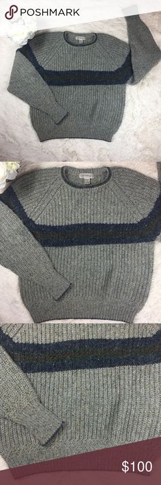 Vintage Gap Co men's Knit sweater size Large Vintage rare men's gap co Knit Sweater Size Large great used condition no flaws GAP Sweaters Crew & Scoop Necks
