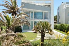 Colonia de Sant Jordi, South Mallorca: Spectacular first line beach apartment with private pool and garden in Es Trenc