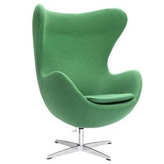 Reproduction Wool Egg Chair