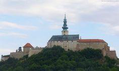 La Slovacchia turistica: il castello di Nitra