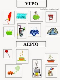 What Is Water Cycle, Science For Kids, Activities For Kids, Science Projects, Projects To Try, Water Experiments, Greek Language, Plant Science, Language Activities