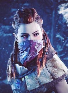 Aloy, Horizon: Zero Dawn | Frozen Wilds