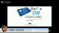 Get a $100 Cash Card - US, getting free money