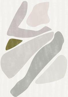'Nude Giclée Print – Kit Agar Prints 16 x 24 inches 50 pounds Contemporary Art Prints, Modern Art, Fine Art Prints, Art Abstrait, All Art, Giclee Print, Abstract Art, Illustration Art, Drawings