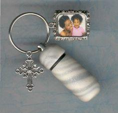1W,Cremation Jewelry,Memorial Urn,Keepsake Urn,Cremation Urn,Key Chain Urn #SmallCremationUrns