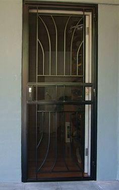 Security Grill Doors - Window Grills - Gates - Fences Portfolio