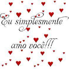 Gifs de Amor - Frases, Mensagens e Imagens Animadas I Love You Images, Romantic Love, About Me Blog, Lettering, My Love, Prints, Quotes, Emoticons, Romance