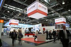 Apostore GmbH Referenzbeispiel zur Expopharm, Düsseldorf 196 m²