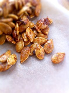 California Love – Sweet Sriracha Pumpkin Seeds