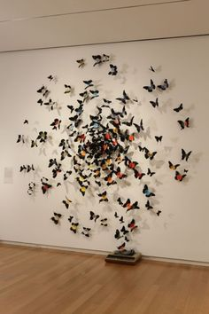 One of my fave artist who does installations. Paul Villinski
