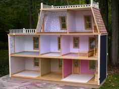 Belmont Milled Dollhouse Kit