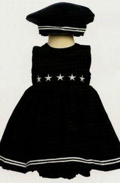 d856a675d1 Sailor Suits and Dresses for Babies