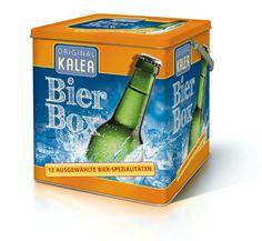 Bier Box - Sommer Party Design - Der Bier Dandla