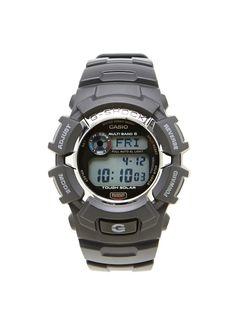 casio g-shock tough solar watch