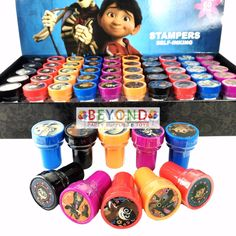 Disney Coco Stamps Coco Stampers Coco Self-Inking Stamps Birthday Party Favors