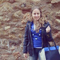 Azul Klein www.ideassoneventos.com #ideassoneventos #imagenpersonal #imagen #moda #ropa #looks #vestir #fashion #outfit #ootd #style #tendencias #fashionblogger #personalshopper #blogger #me #streetstyle #postdeldía #blogsdemoda #instafashion #instastyle #instalife #instagood #instamoments #job #myjob #currentlywearing #clothes #casuallook #azulklein