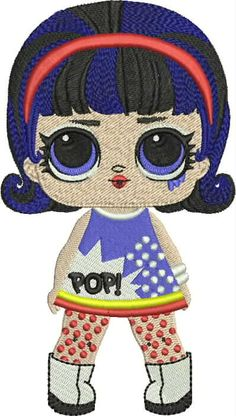 How To Draw Pop Heart Lol Doll