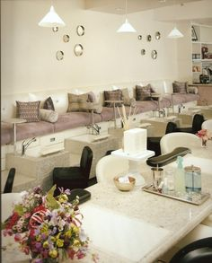 hair salon decorating ideas from the moment they enter the salon ...