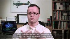 Vídeo Currículum de Luís Castro