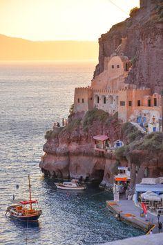 "500px / Photo ""Santorini"" by lawsonbj"