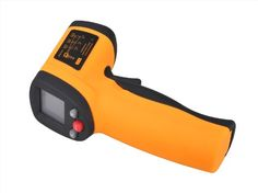 Weanas (TM) Infrared IR Laser Thermometer Temperature Sensor Non-Contact Digital LCD Display LED Backlight Laser Pointer Measurement Range Between -50 °C and 380 °C (Between -58 °F and 716 °F)  http://www.amazon.com/dp/B00C2LYD80/ref=cm_sw_r_pi_dp_JlzJub16TR8KN