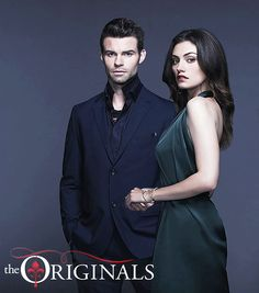 Elijah and Hayley. I'm not too sure about them this season, but I guess it's just begun! #TheOriginals