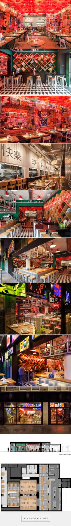 concrete brings the atmosphere of asian market stalls to amsterdam - created via http://pinthemall.net