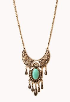 Bohemian Free Spirit necklace found on explorate.in