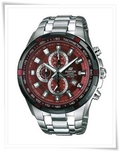 1f9ee3c5f30 Casio General Men s Watches Edifice Chronograph EF-539D-1A5VDF – WW  Two-toned. Casio G Shock ...
