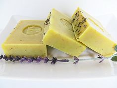Lavender Soap   No Palm Oil  Shea Butter Soaps   by AromaScentsLLC, $6.00