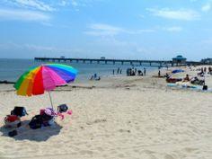 A Beachy Weekend In Hampton Virginia