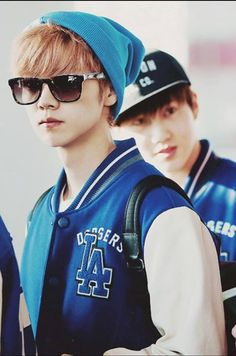 I think this is the most attractive picture of Luhan I have ever seen .