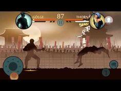 Mobil Oyun Videoları: Tuğla'nın Kafasını Kırdım - Shadow Fight 2