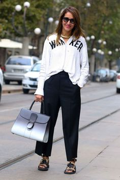 The Best Street Style From Milan Fashion Week So Far - Fashionista