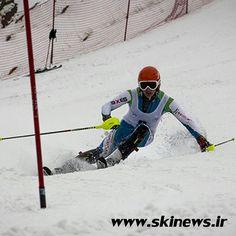 「مسابقات آسیایی در پیست اسکی دیزین..... . . ِPHOTO:@ashkanafrosheh . . . . . . , . . #nofilter #ski #freeride #freeski #freestyle #powder #powderday #snow…」