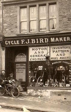 Brislington 1900.