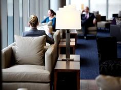Is an airport lounge day pass worth a splurge? This new app helps you decide.