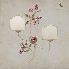 Glicine - Montalto Lamp - Design luxury lighting lamp, chandelier, ceiling light