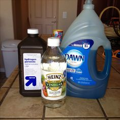 Diy Carpet Cleaner For Machines I Just Made A Gallon Of